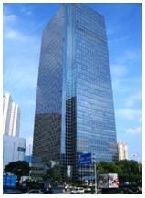 上海代表処入居ビル(上海国際貿易中心)